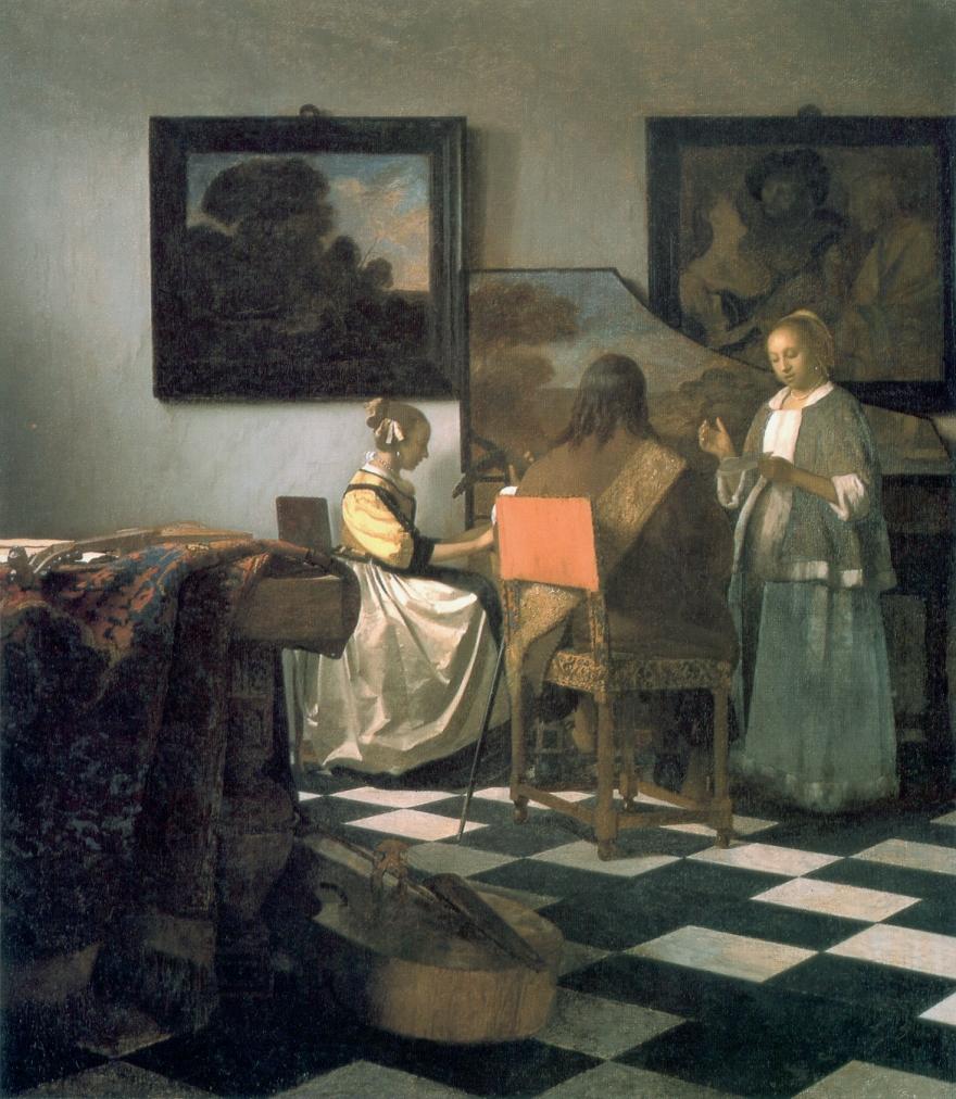7. Vermeer_The_concert