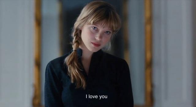 Time Doesn't Stand Still (Léa Seydoux)
