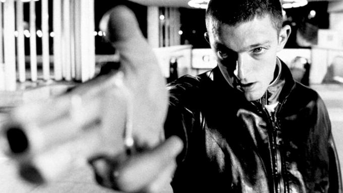 'LA HAINE' FILM STILLS - 1995